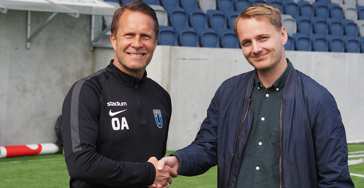 IK Sirius FK i samarbete med PerformIQ
