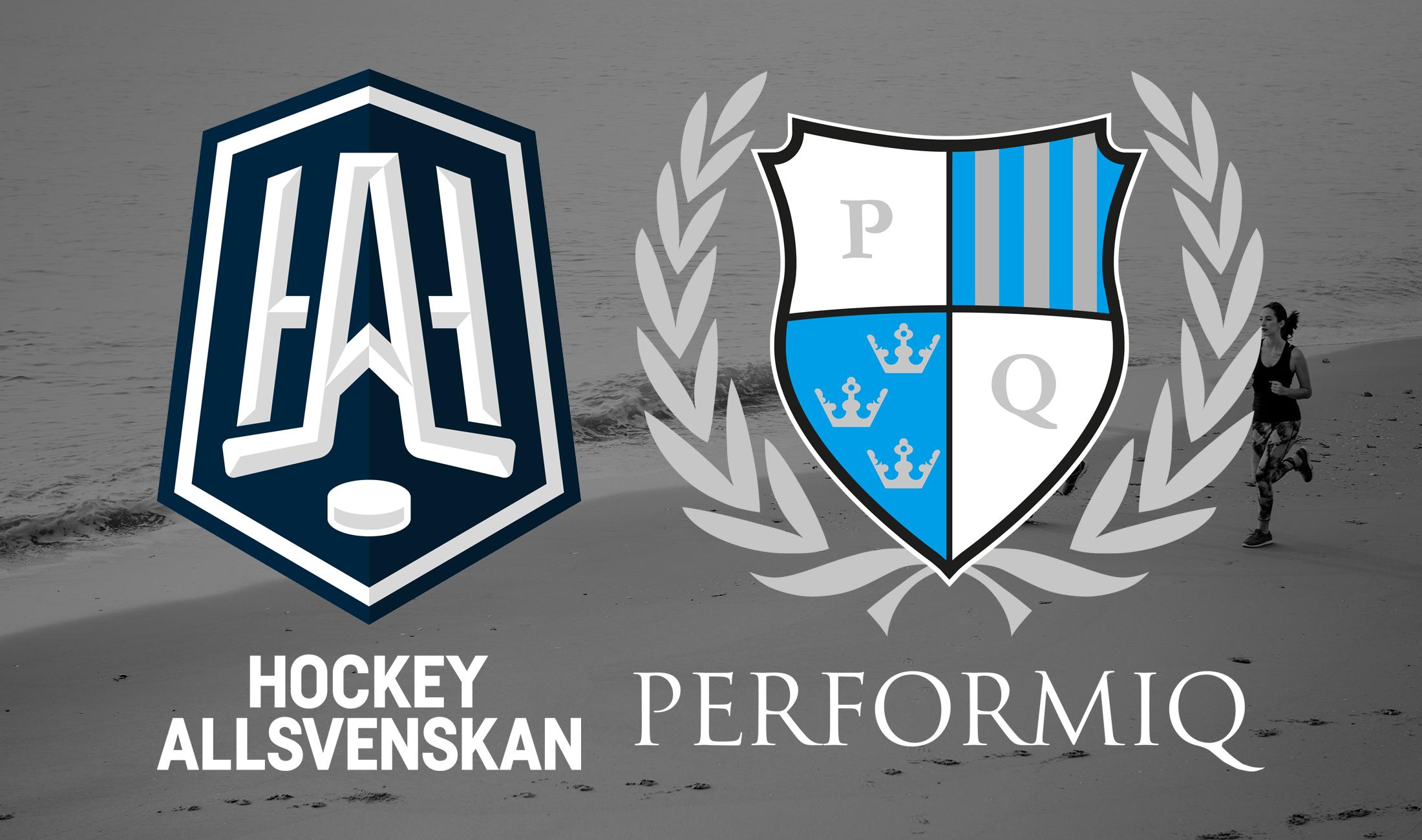 PerformIQ satsar tillsammans med Hockeyallsvenskan!